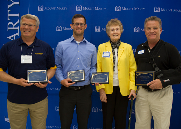 Mount Marty College 2017 Alumni Awards