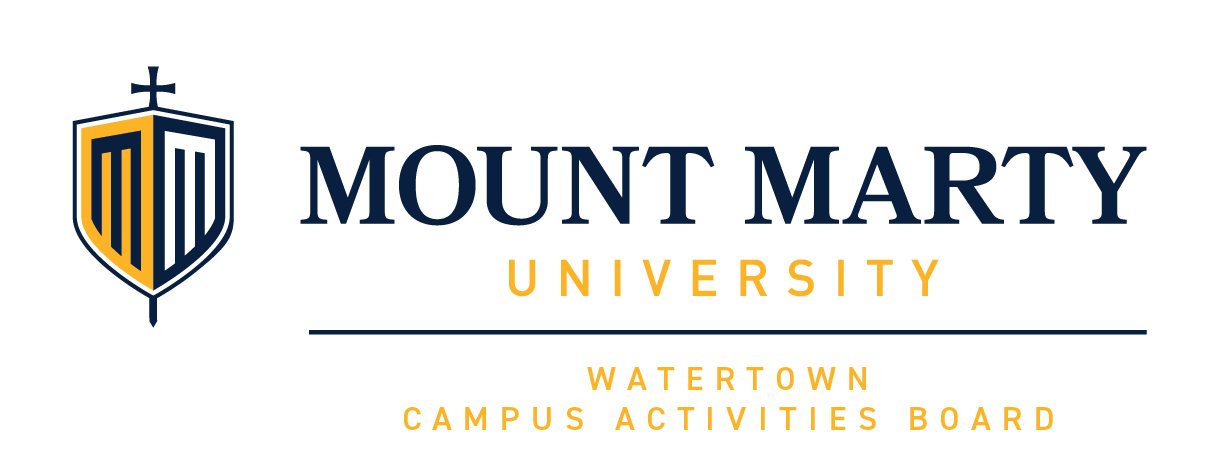 Mount Marty University Watertown Campus Activities Board Logo